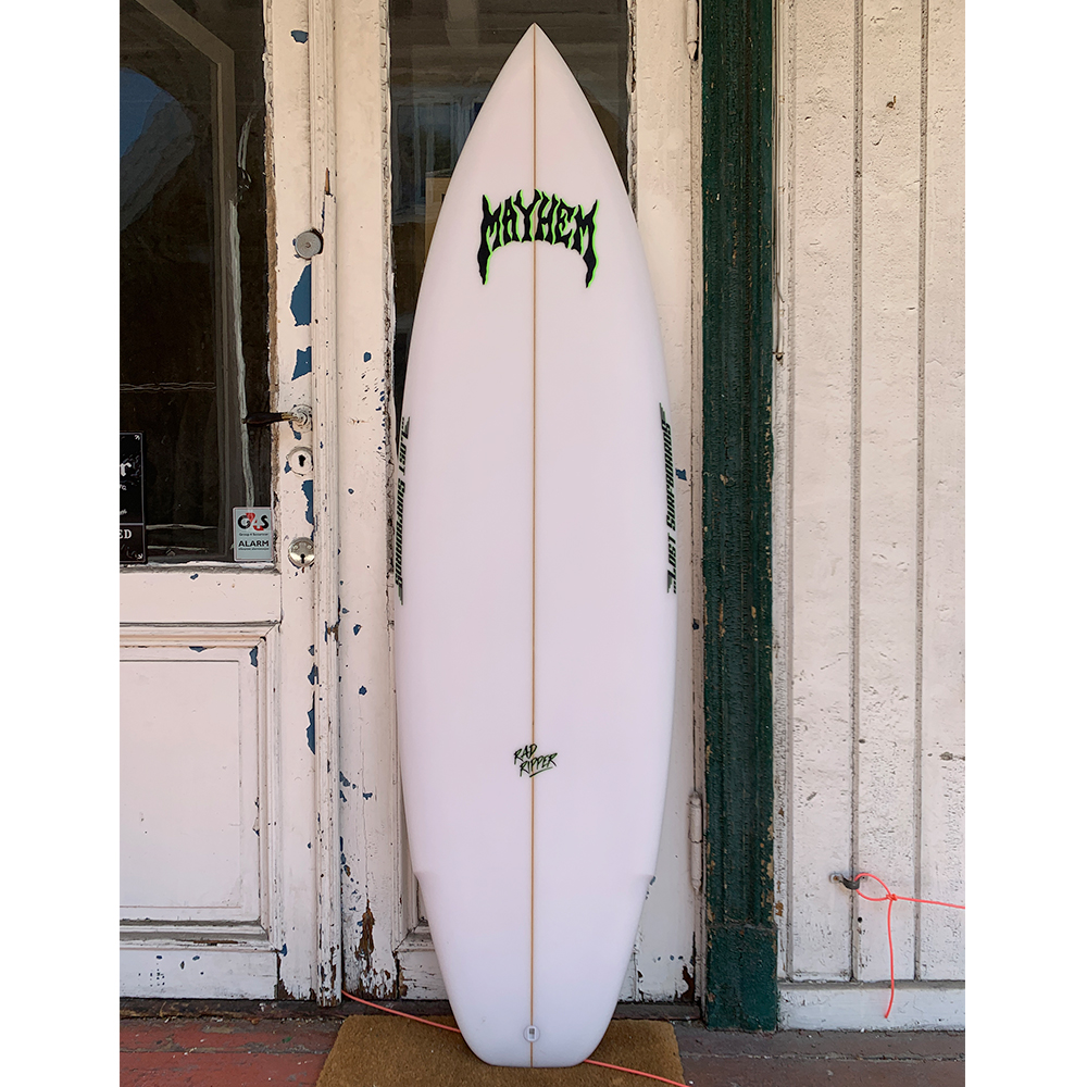 b85a0f8969 Lost Rad Ripper 6'0 (34.5 L) Surfebrett - Surfshop.no